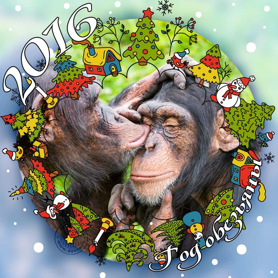 Новый год 2016 наступает